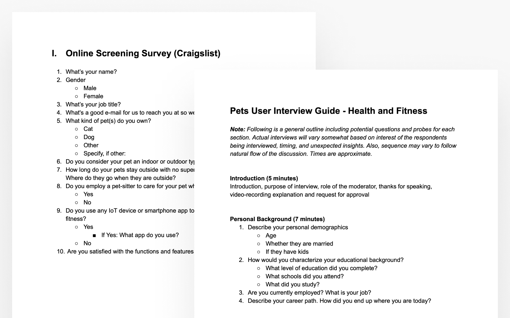 survey_and_guide